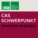 CAS Video-Logo – Dementia in Society
