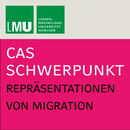 "CAS Video-Logo ""Repräsentationen von Migration"""