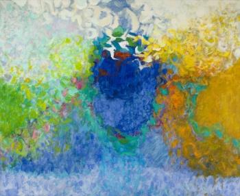 Heinz Kreutz (Gemäldeausschnitt)