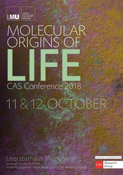 "Poster ""Molecular Origins of Life"""