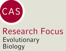 "New CAS Research Focus − ""Evolutionary Biology"""