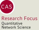 "New Research Focus ""Quantitative Network Science"""