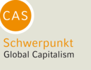 "Neuer CAS-Schwerpunkt ""Global Capitalism and the Dynamics of Inequality"""