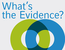 "Fortsetzung der Vortragsreihe ""What's the Evidence? – Bridging Science to Practice"" am 24. Januar"